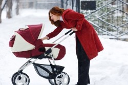 Важность зимних прогулок для детей