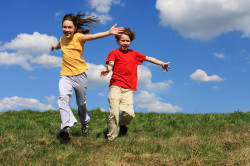 Прогулки на свежем воздухе для укрепления иммунитета