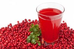 Брусничный сок для укрепления иммунитета