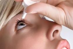 Глазные капли для лечения аллергии