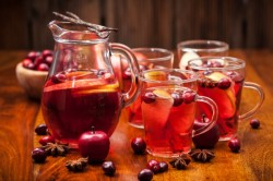 Ягодные напитки для укрепления иммунитета