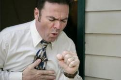 Одышка при аллергии на пыль