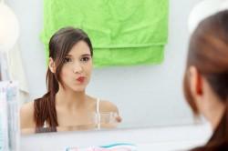 Полоскание горла для закалки от простудных заболеваний