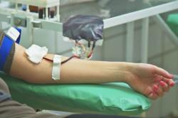 Переливание крови - одна из причин заражения ВИЧ