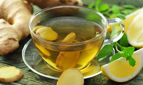 Польза имбирного чая для иммунитета