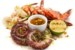 Польза морепродуктов для иммунитета