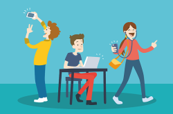 Повышение социальной активности для борьбы со стрессом