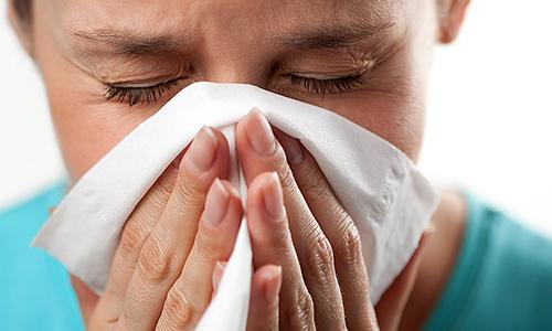 Проблема аллергии на пыль
