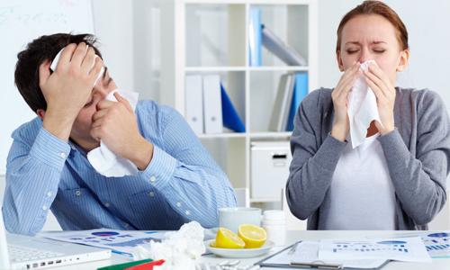 Проблема насморка при аллергии