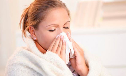 Проблема аллергии на домашнюю пыль