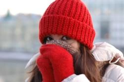 Теплая одежда для защиты организма от холодов