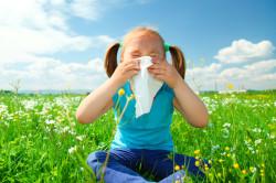 Аллергия - одна из причин снижения иммунитета у детей