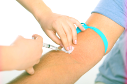 Сбор анализа крови на ВИЧ