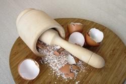 Порошок из скорлупы яиц для лечения аллергии