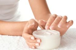 Использование крема при аллергии на холод