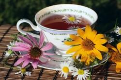 Травяные чаи при аллергии
