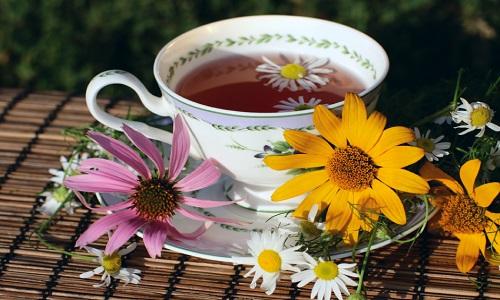 Травяные чаи для укрепления иммунитета