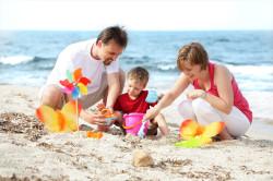 Организация летних прогулок для детей