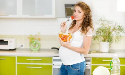 Необходимость витаминов при беременности для иммунитета