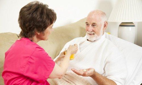 Слабый иммунитет у пожилых людей