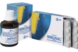 Иммунал для укрепления иммунитета