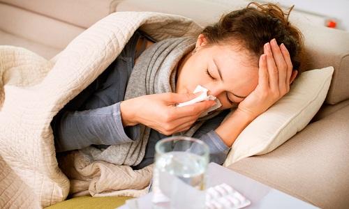 Проблема снижения иммунитета