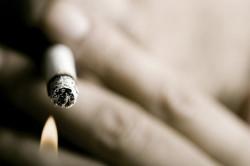 Курение - причина снижения иммунитета