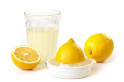 Лимонный сок со скорлупой при аллергии