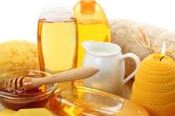 Мед для приготовления рецепта