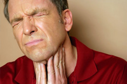 Воспаленные миндалины - признак пониженного иммунитета