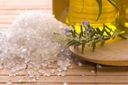 Польза морской соли при лечении аллергии