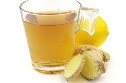 Имбирный напиток для повышения иммунитета