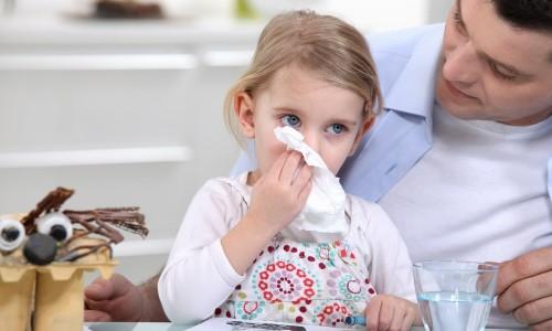 Проблема частых заболеваний у детей