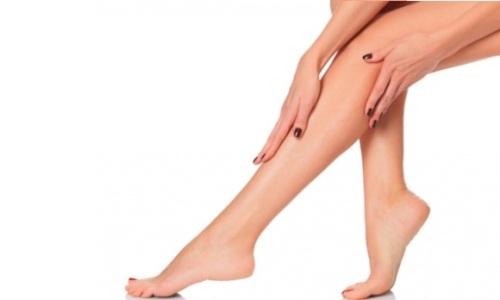 Проблема аллергии на ноге