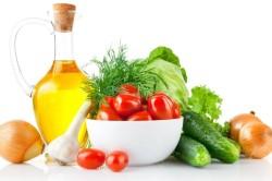 Разнообразное питание для повышения иммунитета кожи