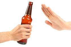 Отказ от алкоголя при пищевой аллергии