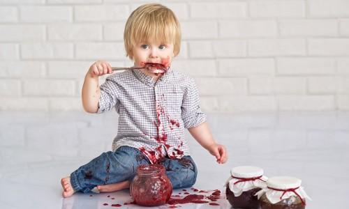 Проблема аллергии на сладкое у ребенка