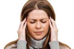 Боль в голове - симптом анафилактического шока
