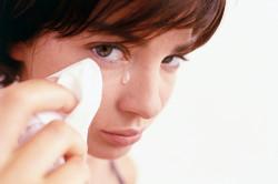 Слезотечение при аллергии