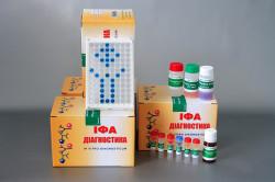 Тест системы для иммуноферментного анализа