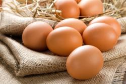 Яйца - источник аллергии у детей