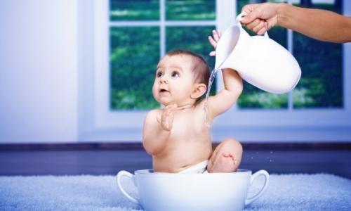 Необходимость закаливания детей водой