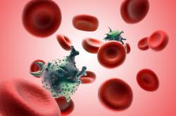 Распространение ВИЧ в крови
